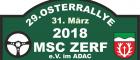 Osterrallye Zerf 2018