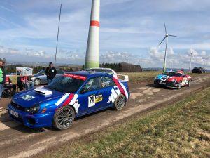 Zerf 2018 Start Subaru
