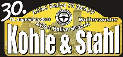 2018_Rallye Kohle & Stahl Logo